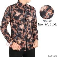 Batik Modern Baju Etnik Pria BAT 1079