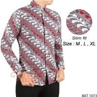 Batik Baju Etnik Pria Lengan Panjang BAT 1073