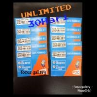New ! Kartu Perdana Kuota Bolt Unlimited Tanpa Batas Pemakaian ( 30