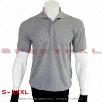 Polo Shirt S M L XL XXL XXXL Kaos Polos Berkerah Kerah Pria T-Shirt 17