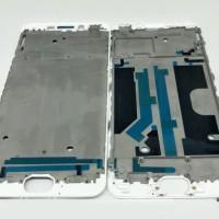 Frame Oppo F1+ F1 Plus Tatakan LCD Tulang Tengah Middle Bezel R9