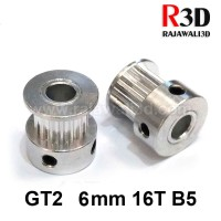 GT2 TIming Pulley 16 teeth bore 5mm belt 6mm