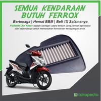 Filter Udara Ferrox Beat Fi Honda 1 Set ORIGINAL FERROX