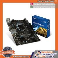 MSI B250M PRO VH SOCKET INTEL B250 DDR4