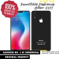 Garskin Skin Oppo A37 A39 F3 F5 F7 dll Iphone Style Black
