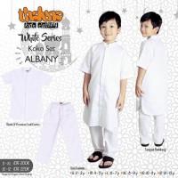 BEST SELLER WHITE SERIES By THALUNA KIDS Koko Set Albany size S-XL