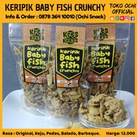 KERIPIK BABY FISH NILA CRUNCHY & RENYAH