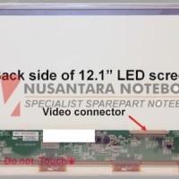 LED LCD ASUS 12.1 ASUS EEPC 1215 1215B 1215P 1215T 1215 SERIES
