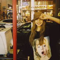 T-Shirt Lisa Blackpink - acme de la vie
