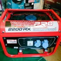 Genset 4tak 1000watt yamamax pro type 2200 rx