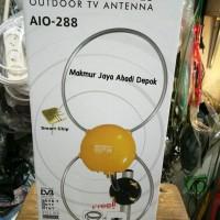 Antene Toyosaki AIO 288 Luar Dalem Good Quality Khusus GOJEK