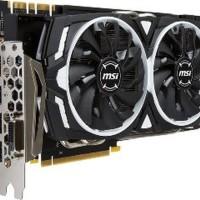 MSI GeForce GTX 1070 8GB DDR5 - Armor 8G OC Berkualitas