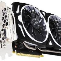 MSI GeForce GTX 1060 3GB DDR5 - Armor 3G OC V1 Limited