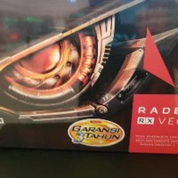 Gigabyte Radeon RX Vega 64 Gaming OC 8GB HBM2 Dual Fan Berkualitas