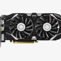 MSI GeForce GTX 1060 6GB DDR5 - 6GT OC V2 Limited