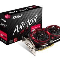 MSI Radeon RX 570 8GB DDR5 Armor MK2 8G OC Berkualitas