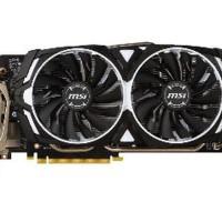 MSI GeForce GTX 1060 3GB DDR5 - Armor 3G OC V1 Berkualitas