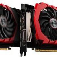 MSI GeForce GTX 1080 Ti 11GB DDR5X - Gaming X Limited