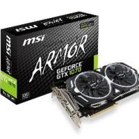 MSI GeForce GTX 1070 8GB DDR5 - Armor 8G OC Limited