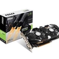 MSI GeForce GTX 1060 3GB DDR5 - 3GT OC Berkualitas