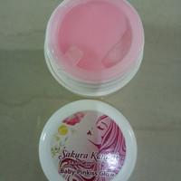 =NEW PACKING= SAKURA KANAAI SKINCARE BABY PINK GLOW~BABY PINKISS~