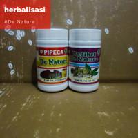Obat Diabetes Kencing Manis Basah / Kering Herbal De Nature