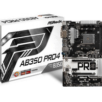 Motherboard Asrock AB350 Pro4