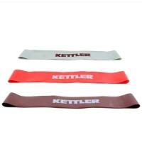 Resistance band kettler 3in1/resistance band/olahraga/senam/aerobic/go