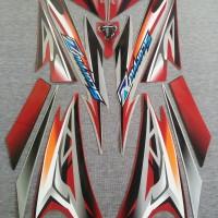 Striping Sticker Yamaha Scorpio Z 2008-2009 -1