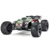 ARRMA KRATON 6S BLX Brushless Monster Truck 1/8, 4WD RTR, Black/Green