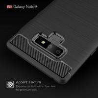 SAMSUNG GALAXY NOTE 9 Case Slim Carbon Softcase Armor Bumper Casing