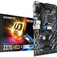 GIGABYTE Z370 HD3-OP Intel Z370 LGA1151 DDR4 ATX Motherboard