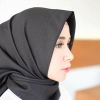 PROMO Jilbab / Hijab Segitiga Instan , Kerudung Segi tiga 3 Instant
