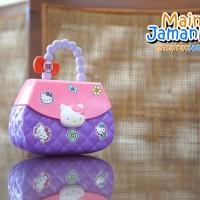 Mainan Hand Bag Tas Hello Kitty Happy Meal Sanrio Fast Food Toys