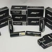 Battery Baterai Batrai AWT 3400 mAh 18650 bukan lg hg2 mxjo Best Clone