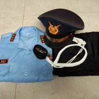 Baju setelan anak TNI AU