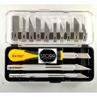 V TEC 310 Set / Craft Knife / Cutter Pen / Pisau Ukir/ Art