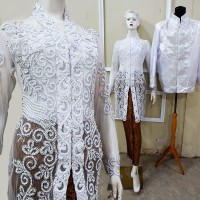 Kebaya Akad Couple Baju Pengantin Modern Murah