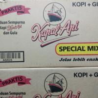 Kopi Kapal Api Special Mix Sachet 25g - 1 Dus