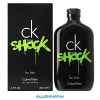Calvin Klein CK One Shock for Men EDT 200ml