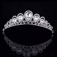 Mahkota Tiara Crown Wedding Princess