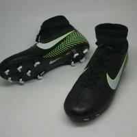 Sepatu Bola Nike mercurial black yellow