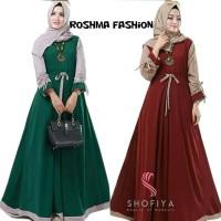 Baju Dress wanita/jual dress murah/grosir dress murah/Renata Modern