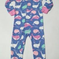 Sleepsuit Carter / Jumper / Piyama/ Baju Tidur Anak