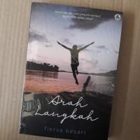 Buku Novel Arah Langkah