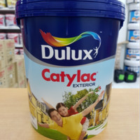CAT EXTERIOR DULUX CATYLAC PUTIH 5 KG