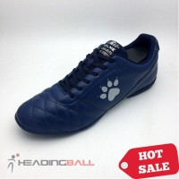 Sepatu Futsal Kelme Original Power Grip Navy Silver 1102107 BNIB