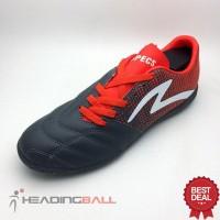Sepatu Futsal Specs Original Equinox IN Dark Granite Red 400771 BNIB