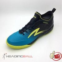 Sepatu Futsal Specs Original Metasala Musketeer Black Blue 400735 BNIB