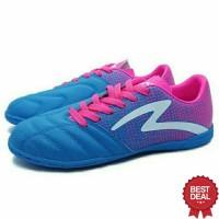 Sepatu Futsal Specs Equinox (Emperor Red/Yellow Tulip